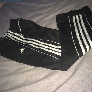 Classic adidas sweats
